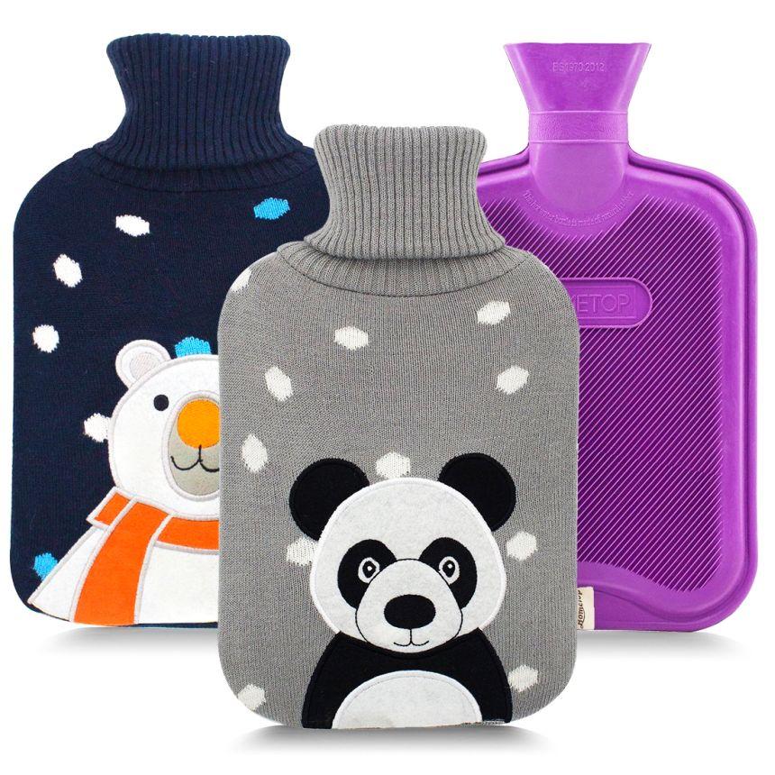 Le migliori borse acqua calda per scaldare il letto, per dolori o febbre, vi aiutano a guarire e stare sereni, a prezzi molto convenienti