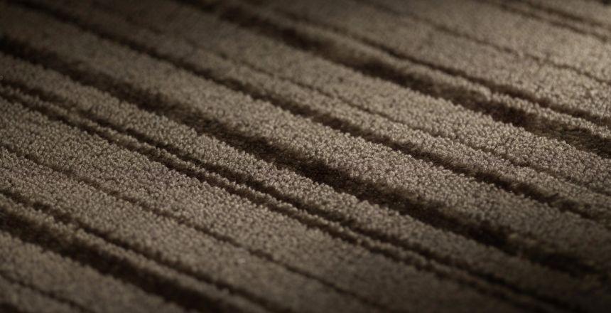 Il morbido tessuto in microfibra in primo piano