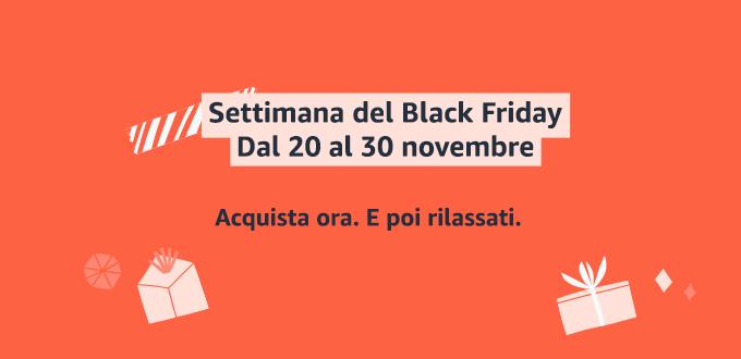 BLACK FRIDAY 2020 migliore Scaldasonno IMETEC e scaldaletto elettrico. Il Black Friday inizia prima: goditi più di un mese di offerte esclusive a partire dal 26 ottobre fino al 19 novembre. Acquista in anticipo. E poi rilassati.
