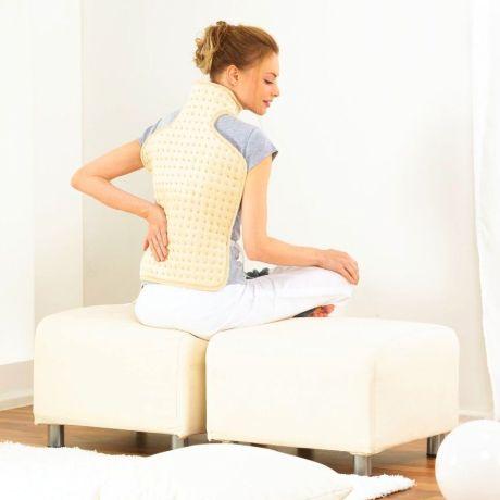 I migliori termofori elettrici per cervicale, schiena, spalle e lombi, tengono al caldo la parte dolorante alleviando il dolore, a prezzi molto convenienti