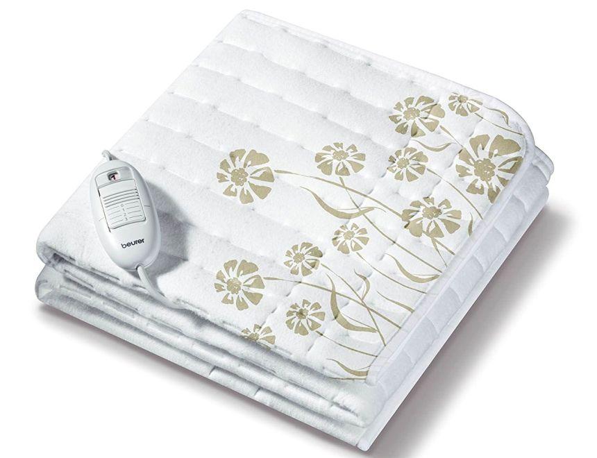 Scaldaletto elettrico Beurer per letto singolo ad una piazza