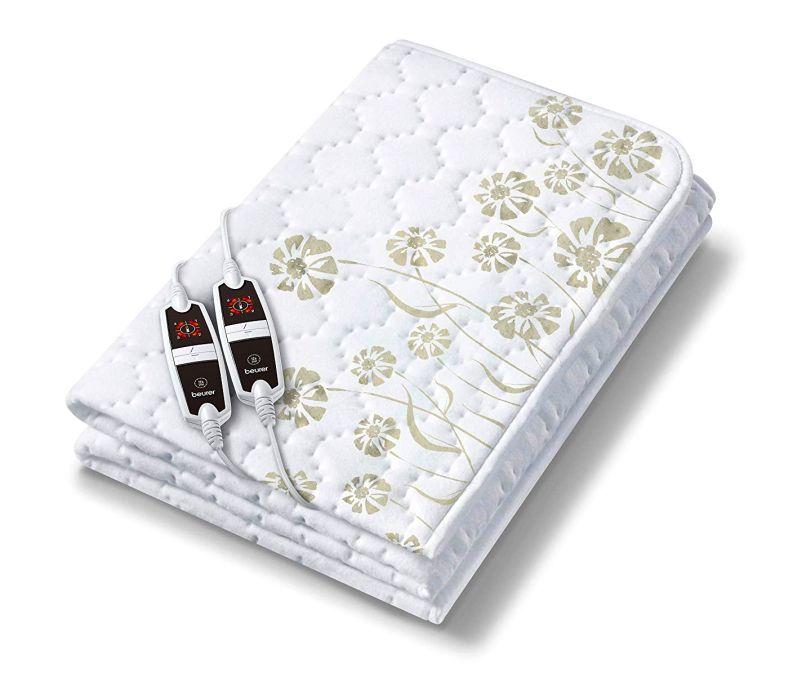 Scaldaletto termico Beurer, un ottimo rapporto qualità prezzo per riscaldare il vostro letto in maniera semplice e sicura
