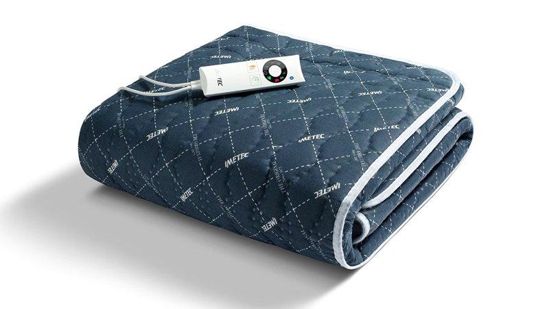 Scaldasonno IMETEC Sensitive Remote per letto singolo in tessuto trapuntato