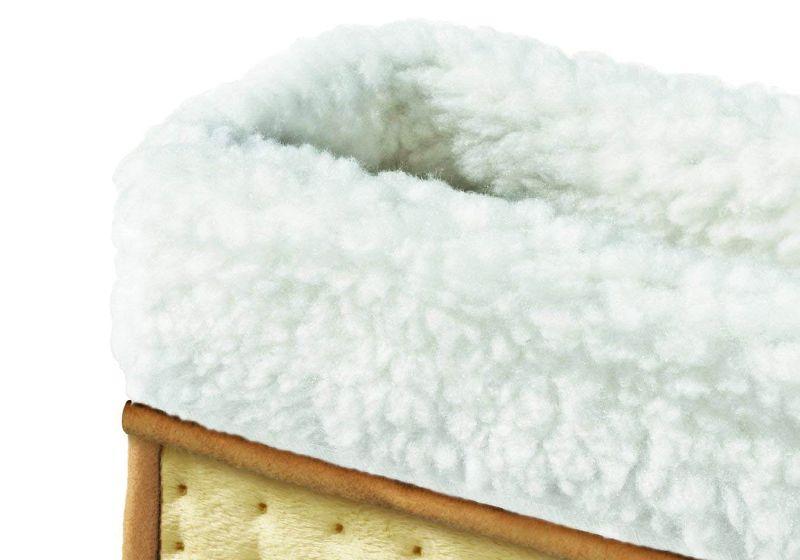Morbidissimo pile e peluche, questi i tessuti scelti per lo scaldapiedi elettrico BEURER FW 20 COSY per garantirvi il massimo comfort