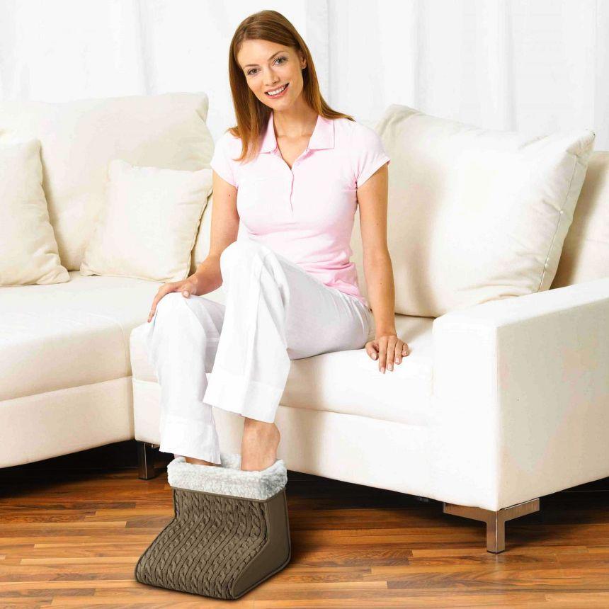I migliori scaldapiedi elettrici per tenere i piedi al caldo e non avere mai più i geloni in inverno. Basta calze e calzettoni, sani e contenti a prezzi molto convenienti