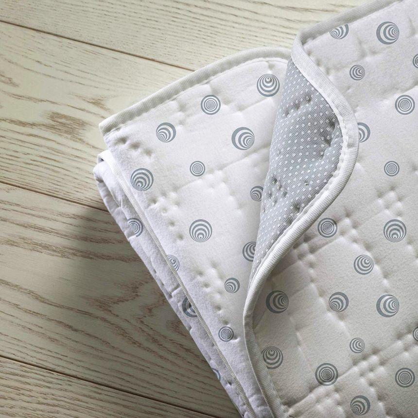 Lo Scaldasonno Imetec Adapto in caldo cotone italiano 100% made in Italy, naturale, traspirante, ideale anche per le mezze stagioni