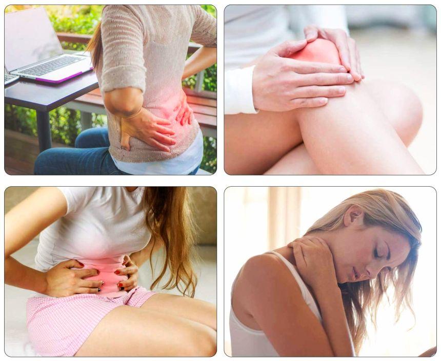 Grazie al termoforo elettrico MVPOWER in morbida flanella, avrete modo di alleviare svariati dolori in diverse zone del corpo, come spalle, cervicali, o addominali